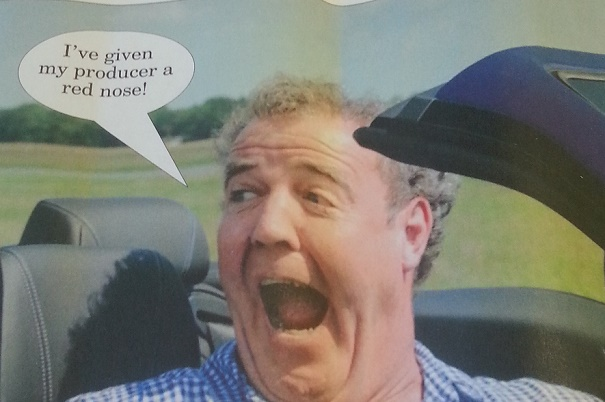 Private Eye's latest Clarkson cover