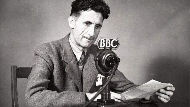 Five Reasons 2016 is Akin to George Orwell's 1984