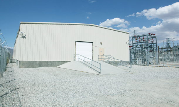 Tehachapi Storage Project